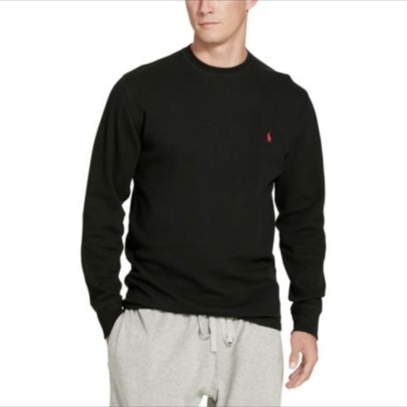 7f73f316 Polo by Ralph Lauren Shirts | Polo Ralph Lauren Waffle Knit Crewneck ...
